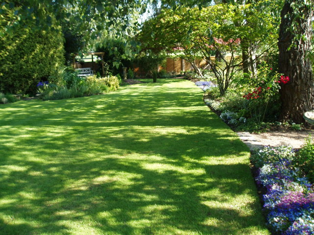 Attractive Gallery Of Our Work In Landscape Gardening, Garden Design Maintenance In  Herts And North West London   New Century Landscaping